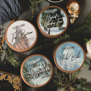 Wizardry Woodwick Candle Collection