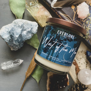West of the Moon Woodwick Candle