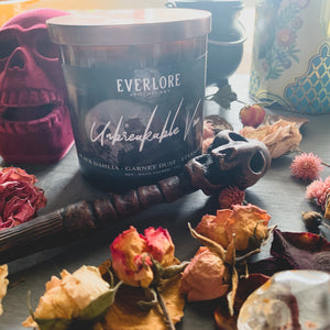 Unbreakable Vow Woodwick Candle