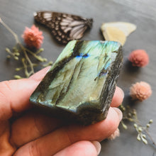 Load image into Gallery viewer, Labradorite Crystal Slab (Self-Standing)