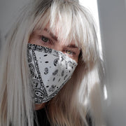 100% cotton mask- Bandit