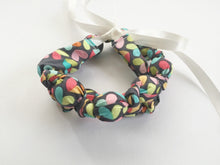 Load image into Gallery viewer, Love Bug Fabric Teething Nursing Necklace by Wee Kings