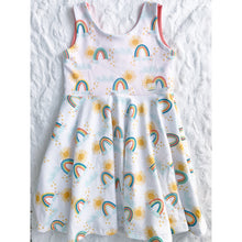 Load image into Gallery viewer, Sunshine & Rainbows Dress