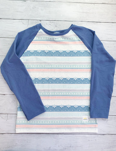 Winter Raglan