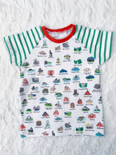 Load image into Gallery viewer, **PREORDER** National Parks Raglan Tee