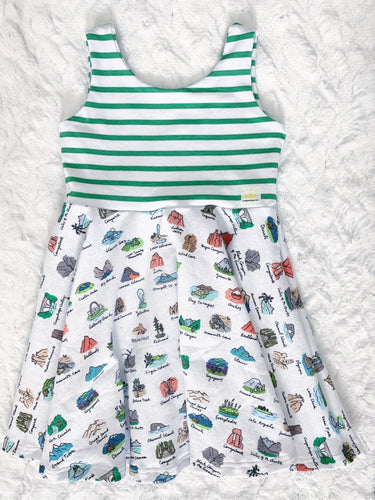 National Parks Dress