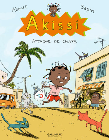 AKISSI: ATTAQUE DE CHATS (Akissi: Attack of the Cats)