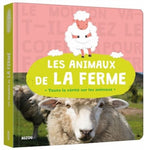 LES ANIMAUX DE LA FERME (Farm Animals - The Truth About Animals Series)