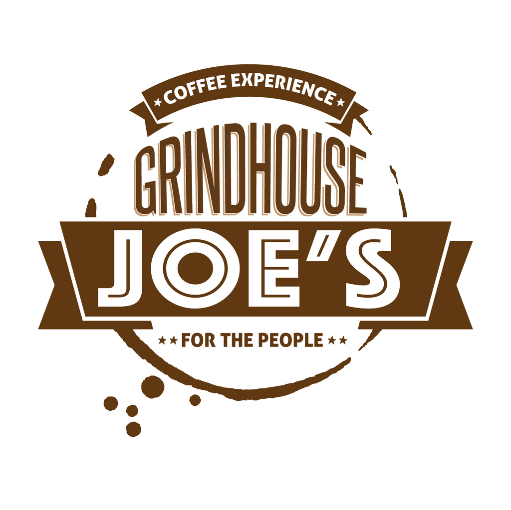 Grindhouse Joe's organic and fair trade coffee for the people.