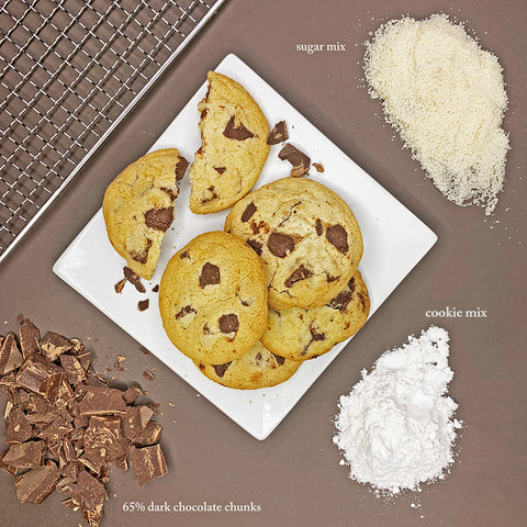 NEW! Premium premix baking pack👩‍🍳Chocolate Chunk Cookies