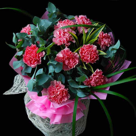 Shop online for a bouquet of Carnations. Delivers in the Philippines! Sending flowers to your loved ones made easy