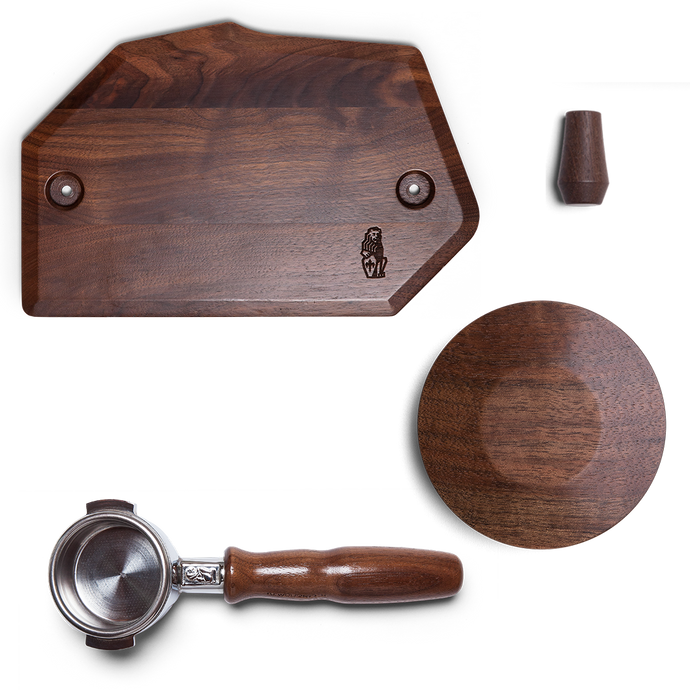 GS3  AV Customization Kit – Walnut
