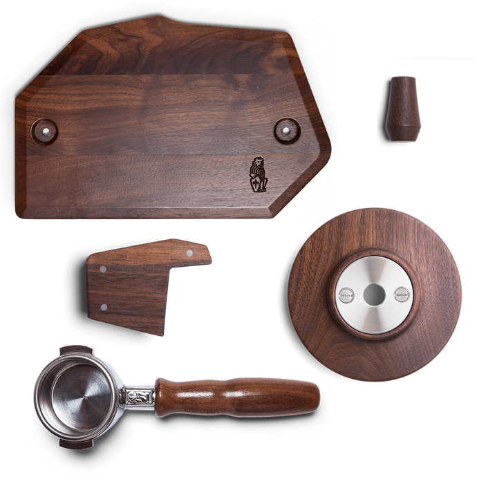 GS3 MP Customization Kit – Walnut