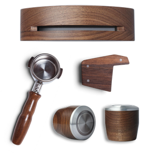 Linea Mini Customization Kit in Walnut