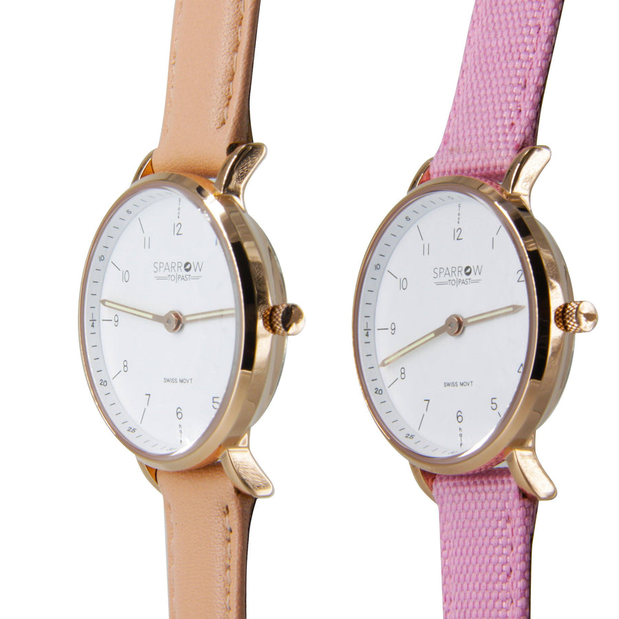 Sparrow Watches - Gold kids watch