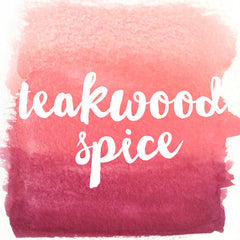 teakwood spice