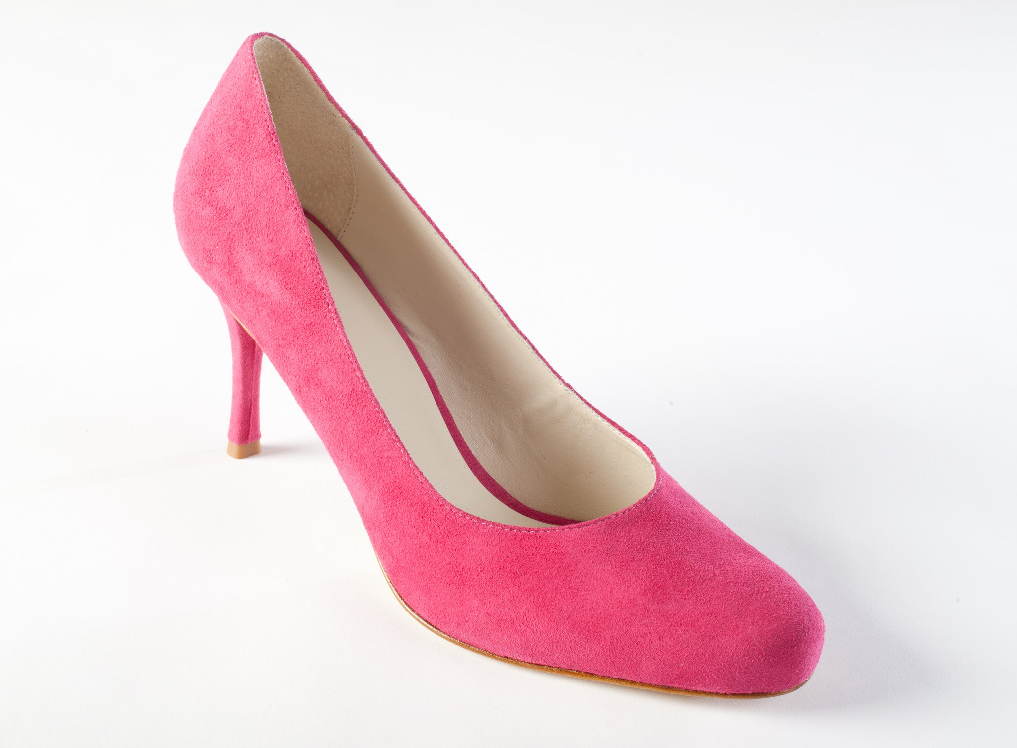 Pink Suede Pumps, Large Size Shoes, Large Size Dress Pumps, size 12 pumps