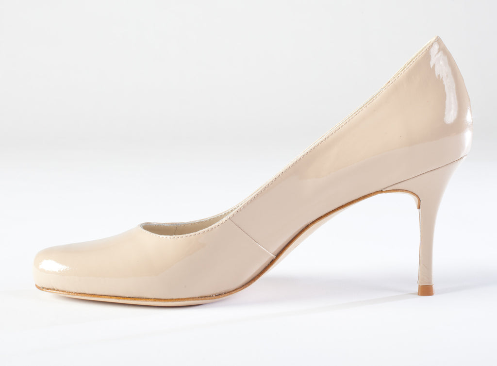 b28a964ae4 ... Large Size Dress Pumps, Large Size Dress Shoes, Nude Patent Pumps Large  Size ...