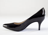 Large Size Kitten Heel Pump