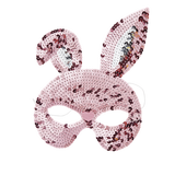 Sequin party masks - Choose your favorite