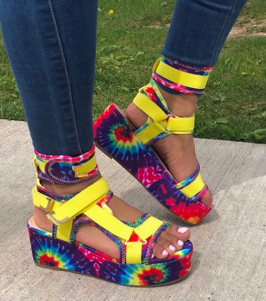 Groovy Sandals