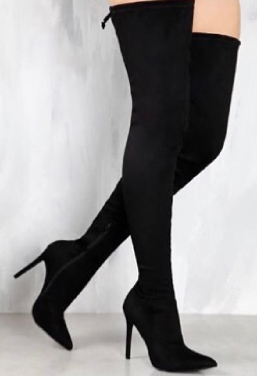 Vogue Thigh Boot