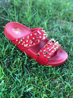 Spiked Sandal