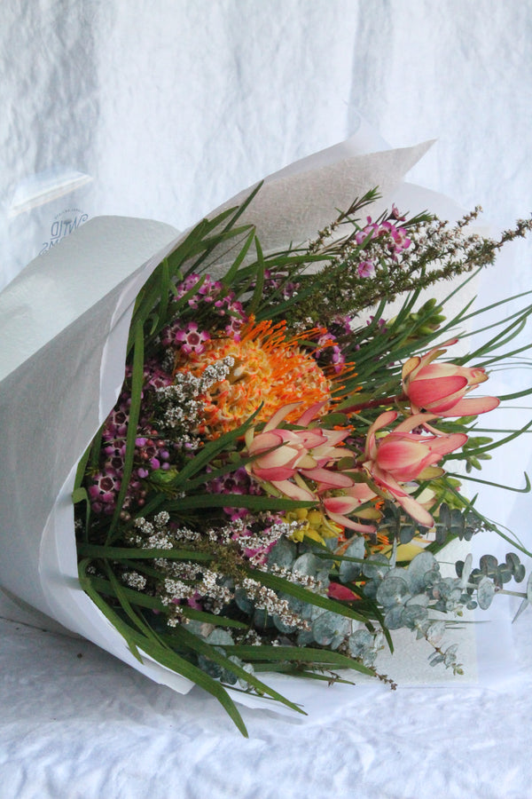 Native Bunch - Wildbloomsfloristry - Melbourne, Chadstone Florists