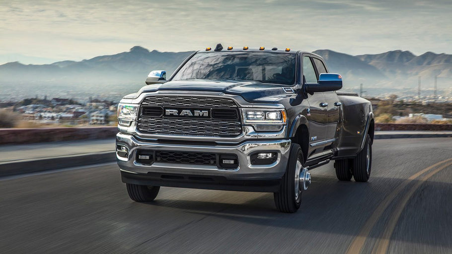 The 2019 Ram Heavy Duty Headlines 1000-LB-FT Club