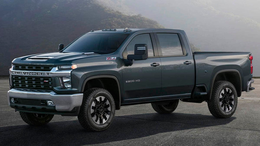 2020 Chevrolet Silverado HD Sneak Peek