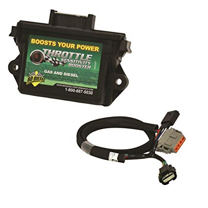 BD-Power 1057732 Throttle Sensitivity Booster