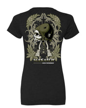Load image into Gallery viewer, Womens WDP Skull T-Shirt