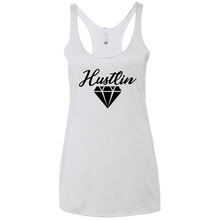 Load image into Gallery viewer, Womens Hustlin Racerback Tank