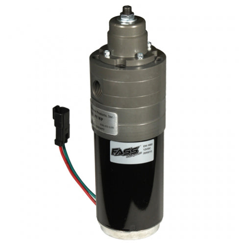 FASS FA F15 125G ADJUSTABLE 125GPH FUEL PUMP
