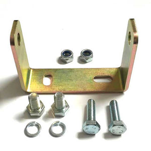 FORD 7.3L POWERSTROKE BYPASS INSANE DIESEL OIL FILTER FRAME MOUNT KIT