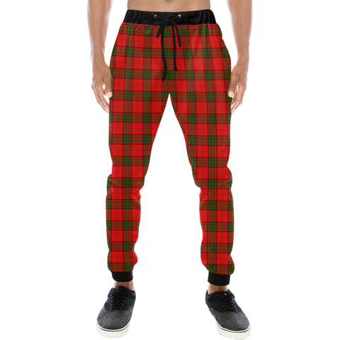 Image of Adair Tartan Sweatpant