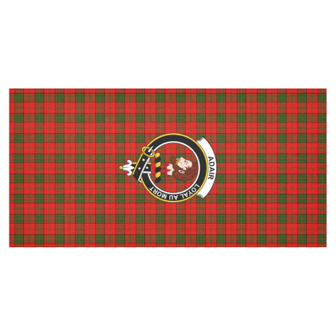 Image of Adair  Clan Badge Tartan TableCloths
