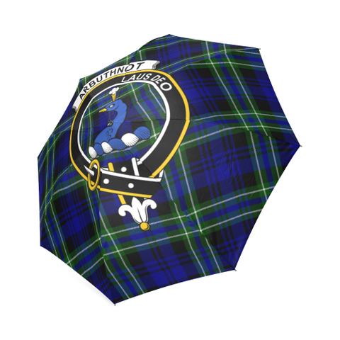 Arbuthnot Clan Badge Tartan Umbrella