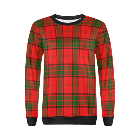 Image of Adair Tartan Women's Sweatshirt H01