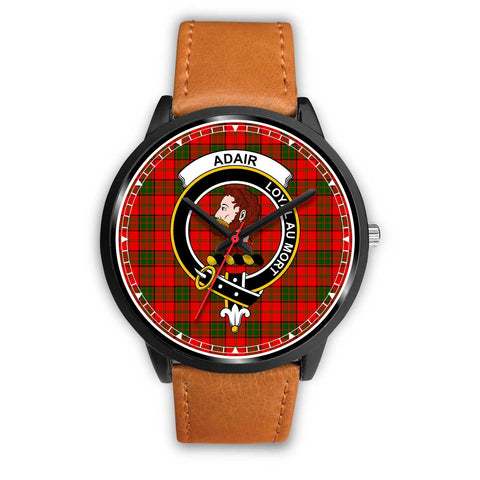 Adair Clan Badge Tartan Watch