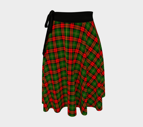 Image of Blackstock Tartan Wrap Skirt