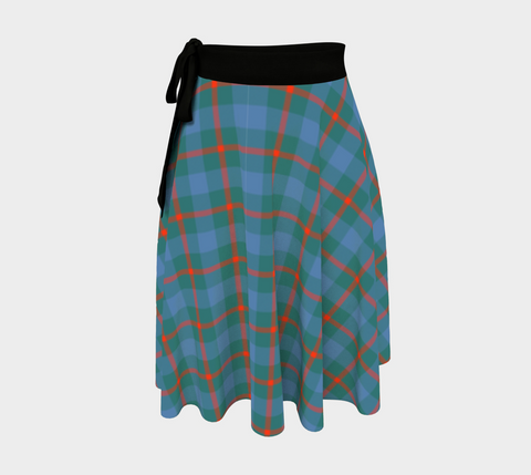 Agnew Ancient Tartan Wrap Skirt