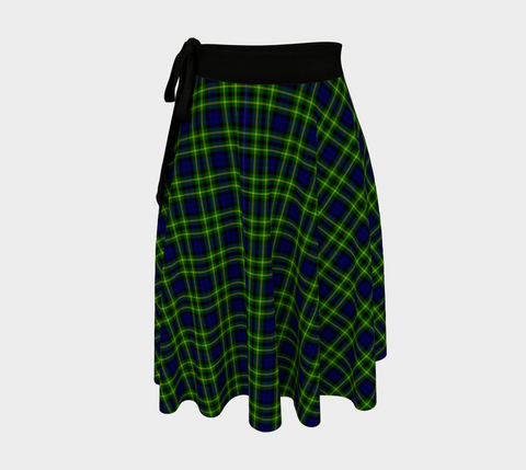 Image of Campbell of Breadalbane Modern Tartan Wrap Skirt