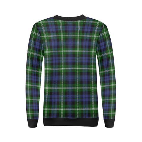 Image of Baillie Modern Tartan Women's Sweatshirt H01