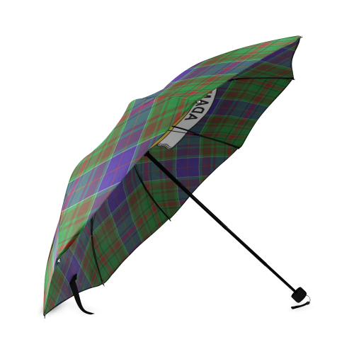 Adam  Clan Badge Tartan Umbrella
