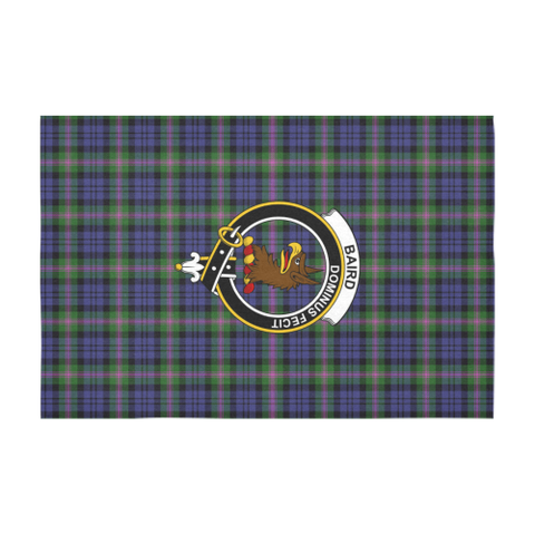 Image of Baird Clan Badge Tartan TableCloths