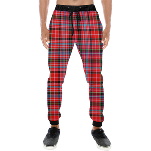 Aberdeen District Tartan Sweatpant