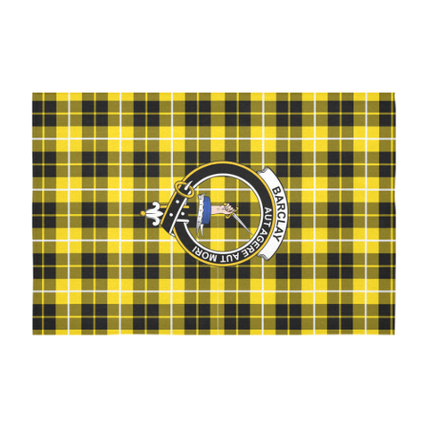 Image of Barclay  Clan Badge Tartan TableCloths