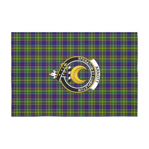 Image of Arnott  Clan Badge Tartan TableCloths