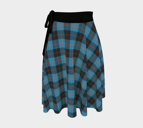 Angus Ancient Tartan Wrap Skirt